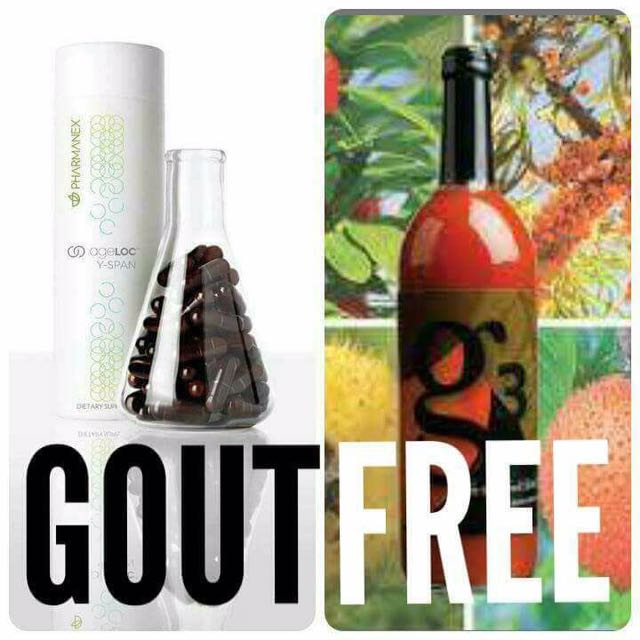 BE GOUT FREE