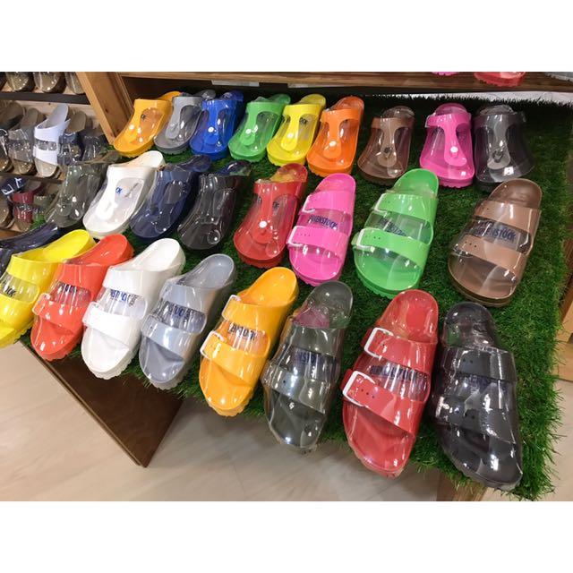 勃肯Birkenstock EVA防水拖鞋36-45
