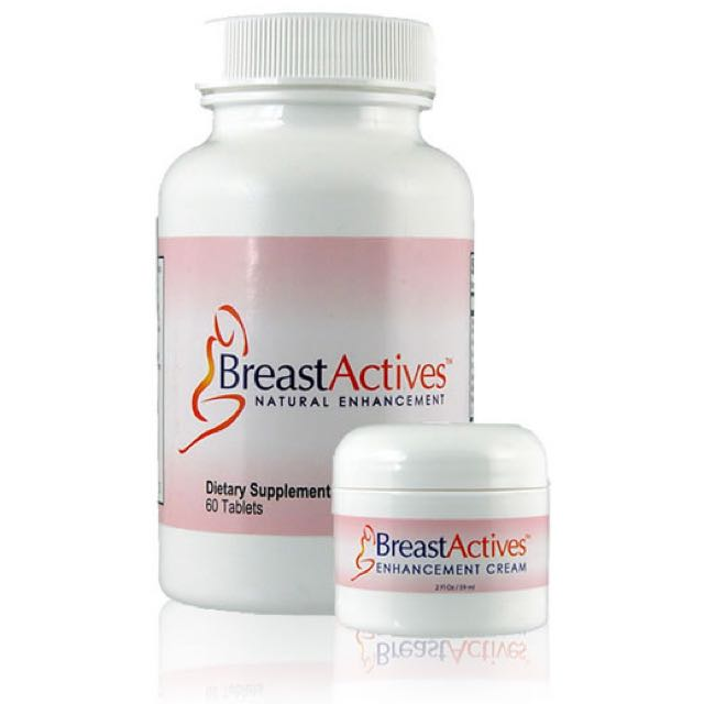 Bn Breast Actives Supplement Bundle Health Beauty Bath Body