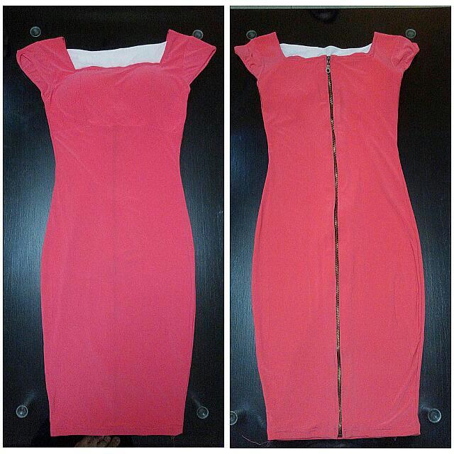 Bodycon Medium Dress
