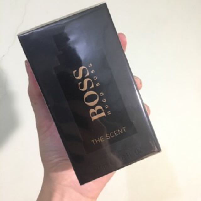 Boss the scent 香水 50ml
