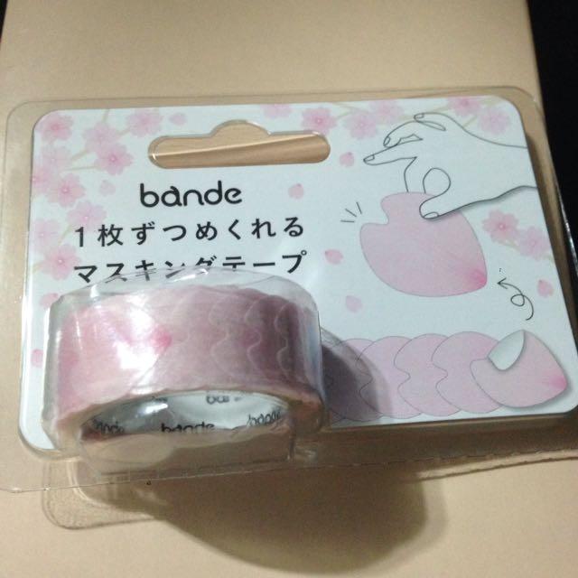 C 櫻花花瓣紙膠帶