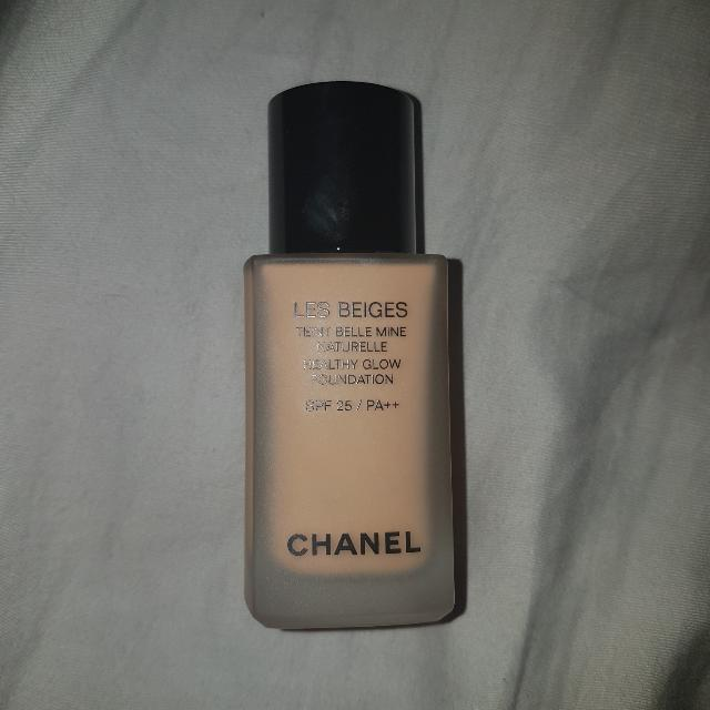 Chanel Les Beiges Foundation
