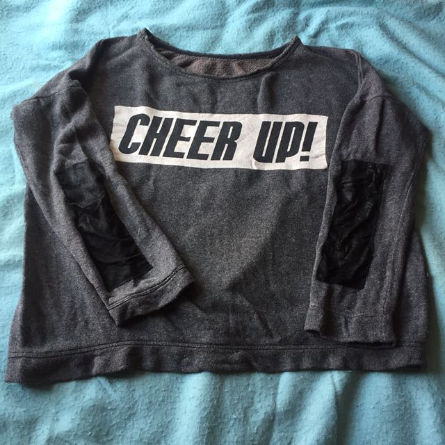 Cheerup Semi Sweater
