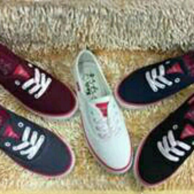 Class A Keds Shoe's