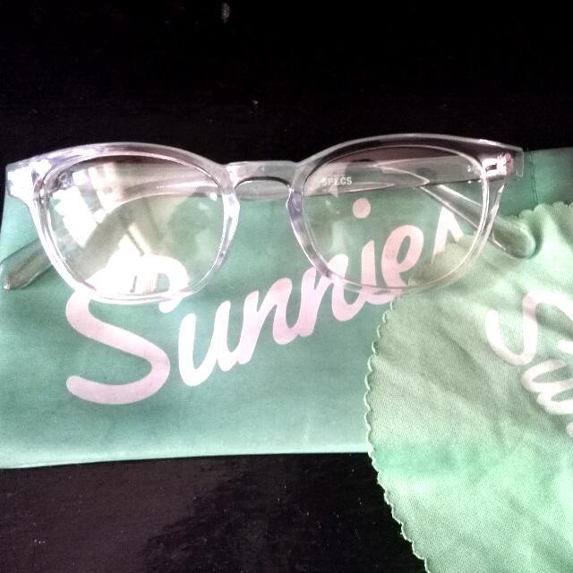 Clear Sunnies