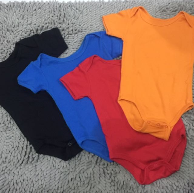 Cotton Onesies 0-6months All For 220