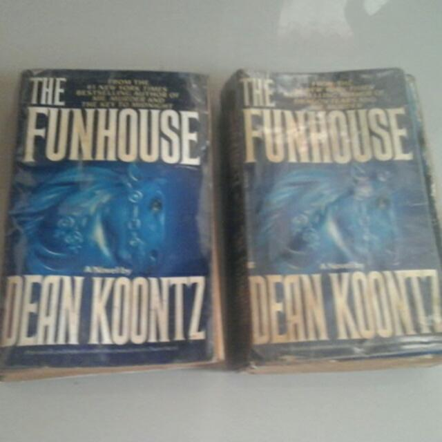 Dean Koontz The Funhouse (Thriller)