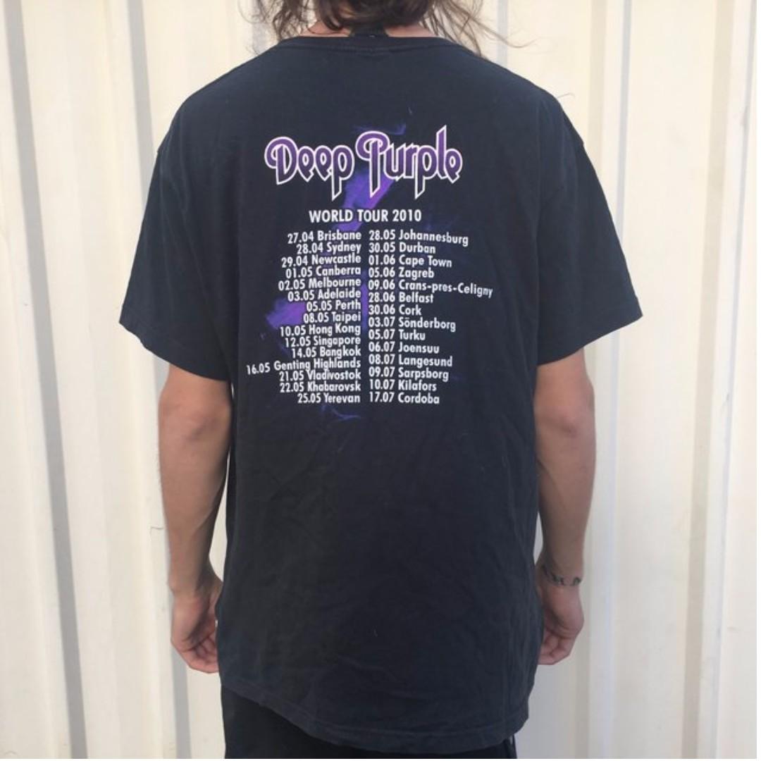 Deep Purple Tour Tee
