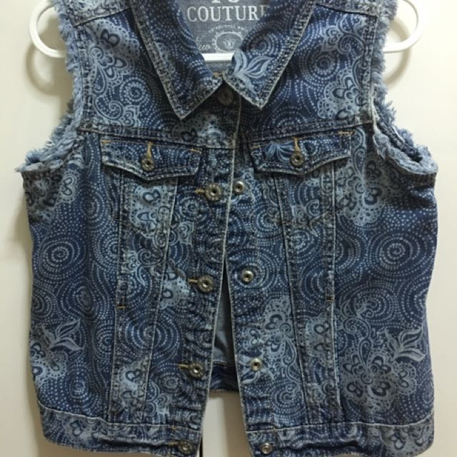 Denim Jacket - PS Aeropostale