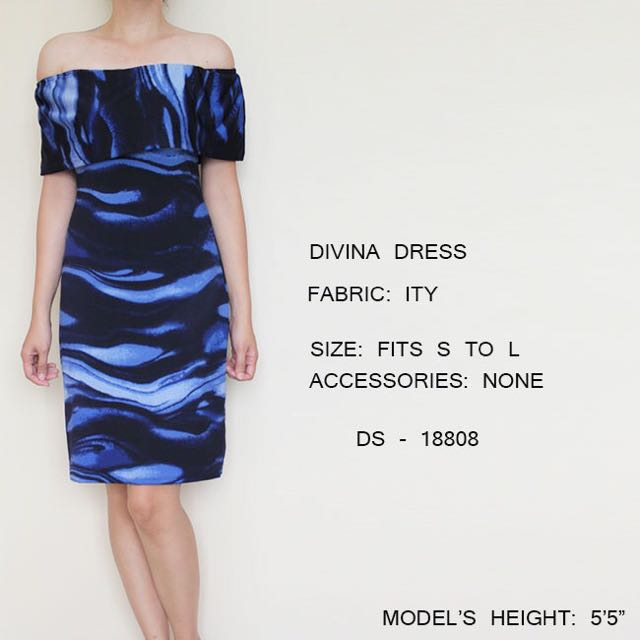 Divina dress