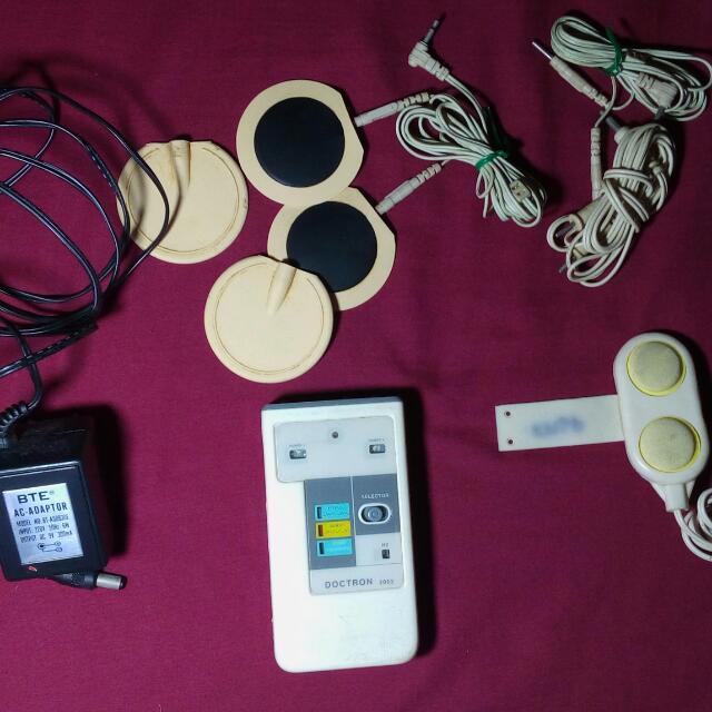 DOCTRON electrical stimulator TENS