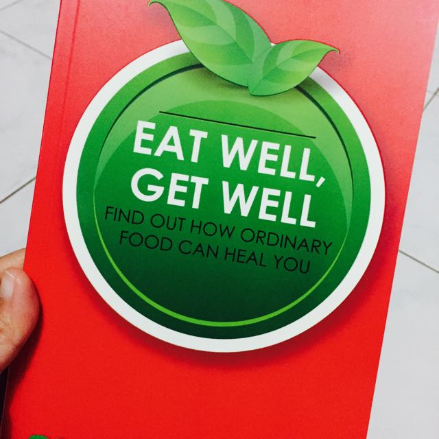 Eat Well Get Well By Chi chi Barba