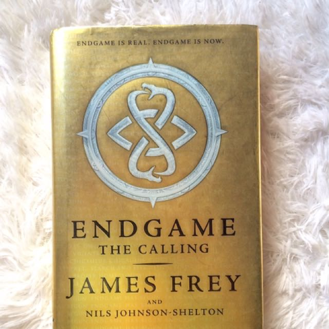 "Endgame ""The Calling"" (Preloved Book)"