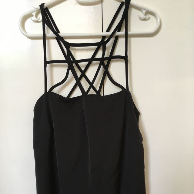 F21 Cage Top