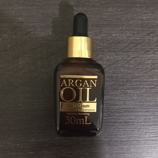 Facial Argan Oil