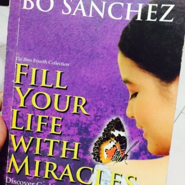 Fill Your Life With miracles