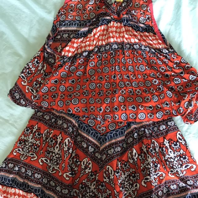 For Love & Two Piece Set Size 10