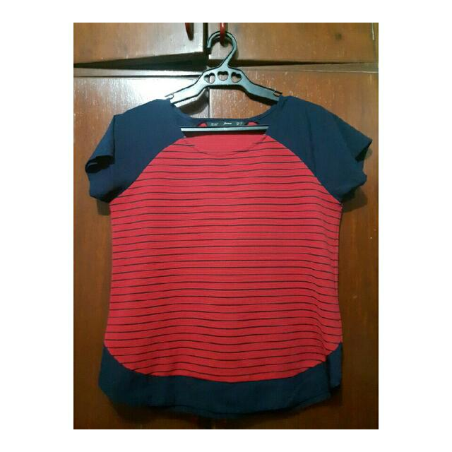 Forme Red Top