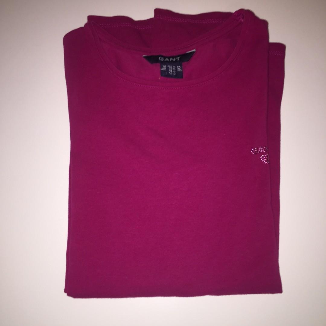 Gant Pink Top