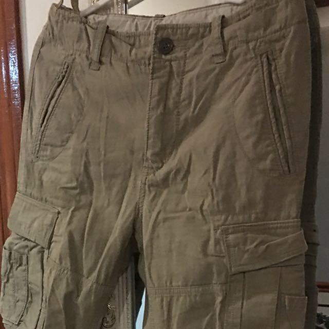 Gap Kids Cargo Pants Khaki