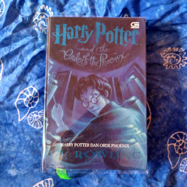 Harry Potter Nomor 5 Hard Cover