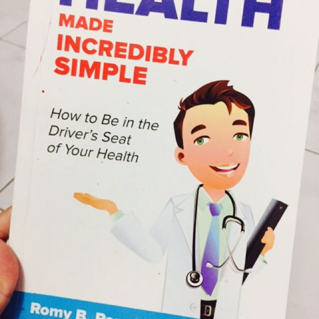 Health Made Incredible Simple