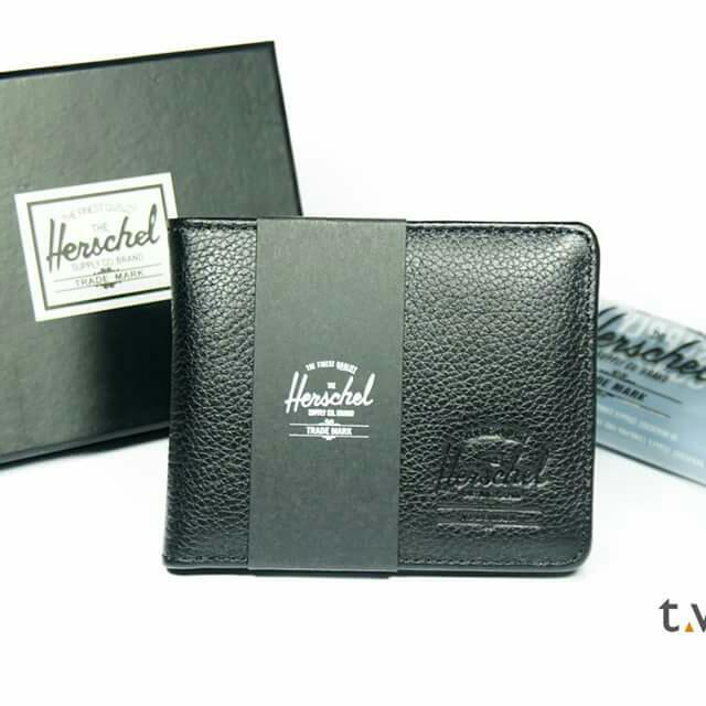 Herschel Men's Hank Leather Wallet