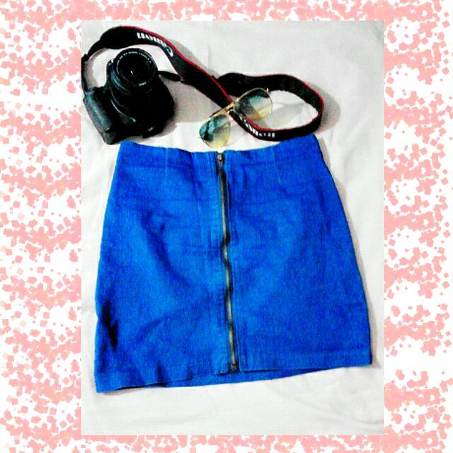 Highwaist Fitted Skirt
