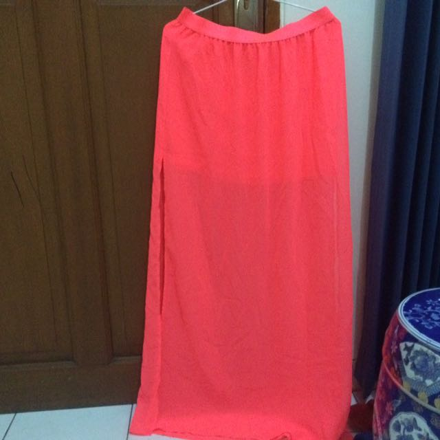 H&M Long Maxi Skirt