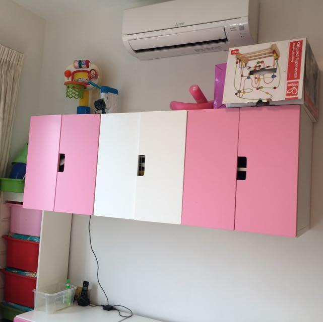 Ikea Stuva Cabinet, Furniture, Shelves & Drawers on Carousell