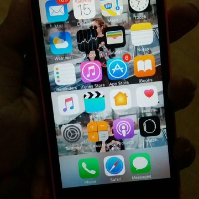 Iphone 5c Mulus