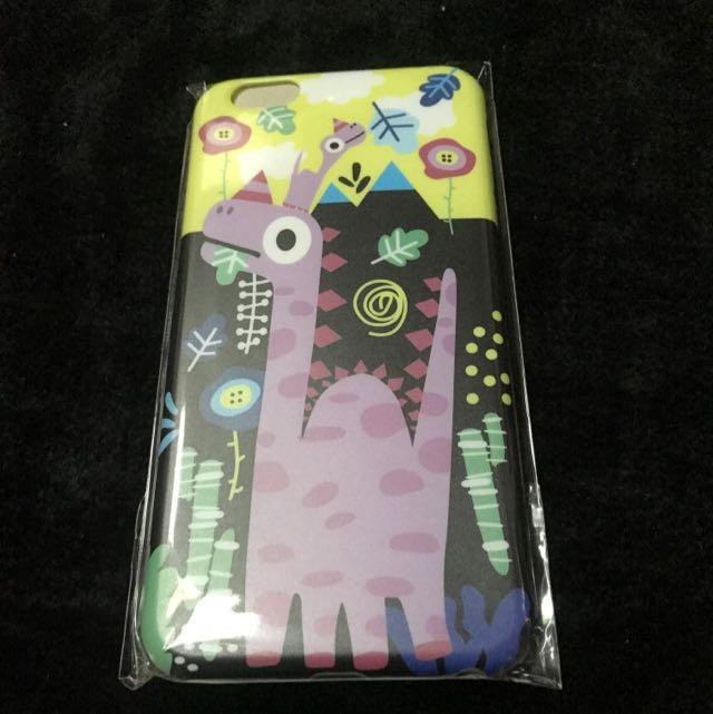 Iphone 6 Plus 5.5吋卡通手機殼