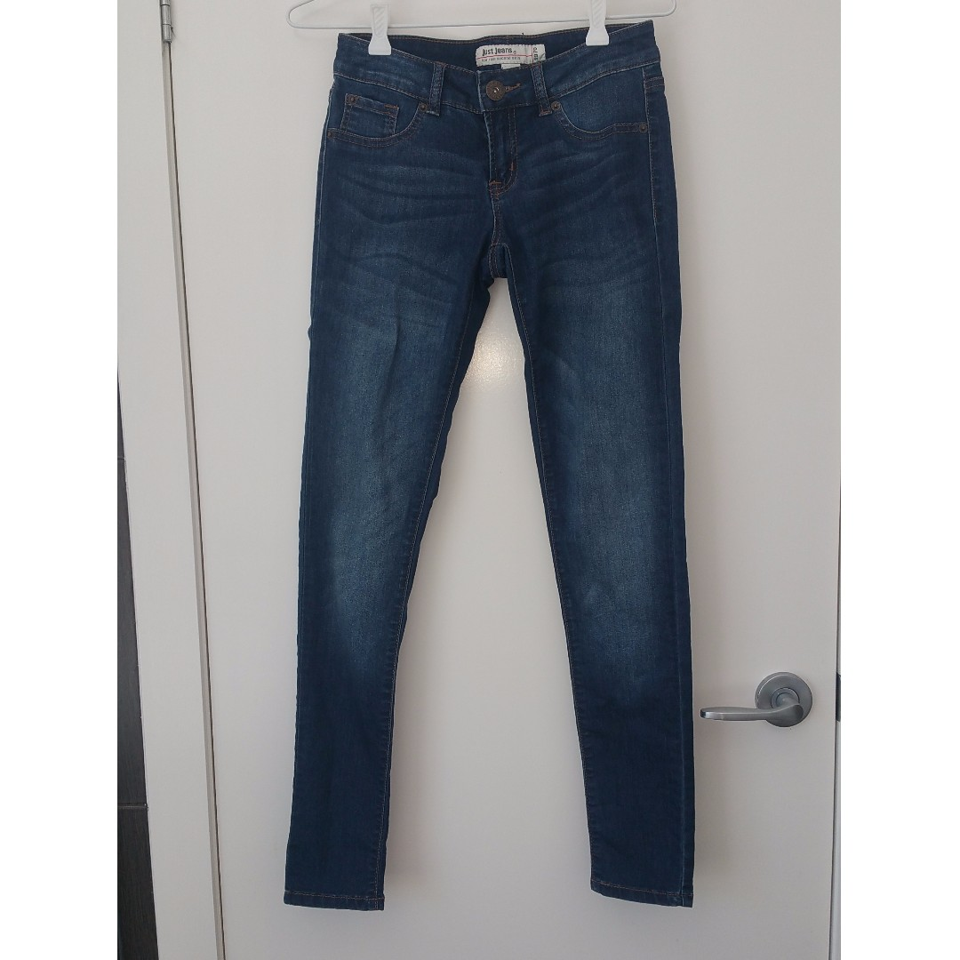 Just Jeans low rise skinny jeans