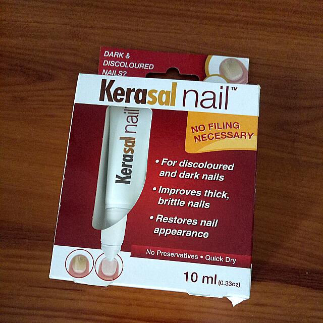Kerasal Nail 10ml, Health & Beauty, Hand & Foot Care on Carousell