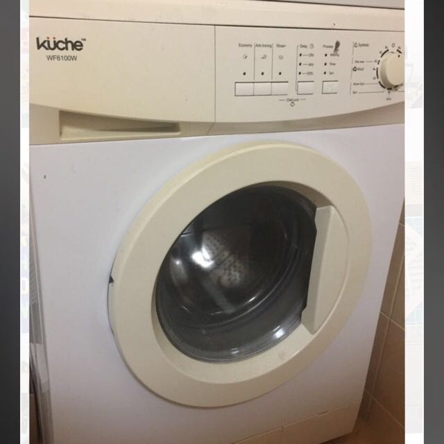 Kuche Washing Machine And Dryer Home Appliances On Carousell