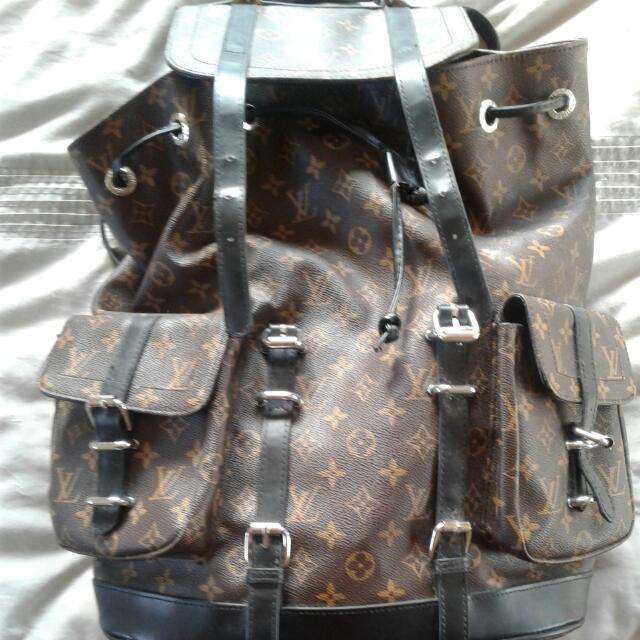 Lv Backpack Hqr