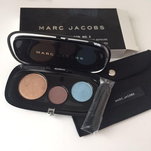 marc jacobs eyeshadow(style eye-con no.3) And Eyeshadow base nyx