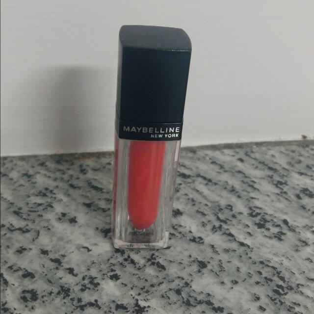 Maybelline唇釉