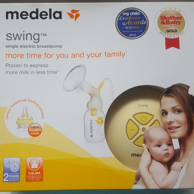 Medela Single Electronic Breastpump