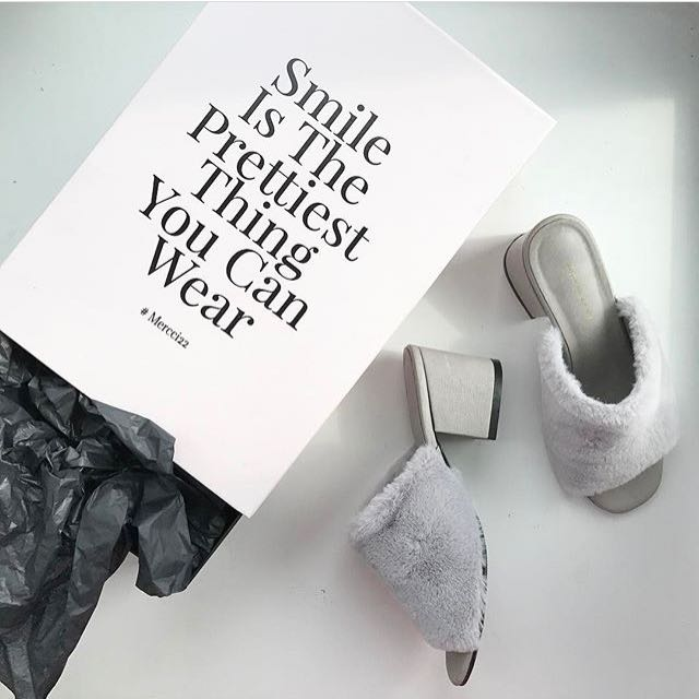 (徵)mercci22鞋盒