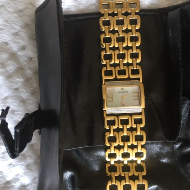 Michael Hill Jeweller Gold Watch
