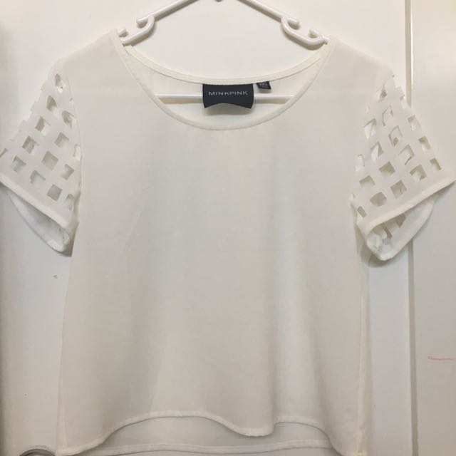Minkpink White Top