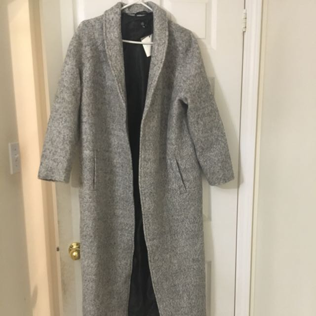 Misguided Grey coat