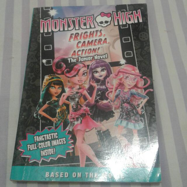 Monster High : Frights,camera,action!
