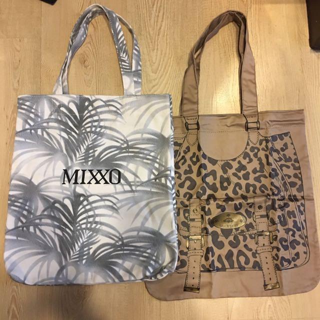 Mulberry,Mixxo 購物袋,環保袋