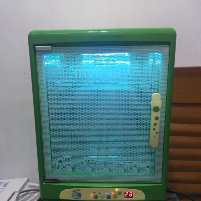 Mybaby紫外線奶瓶殺菌機