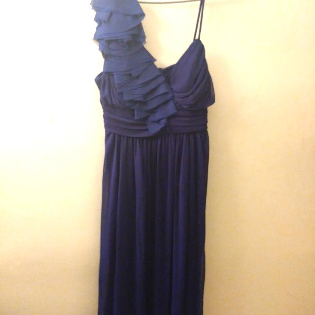 Navy Blue Prom/Formal Dress