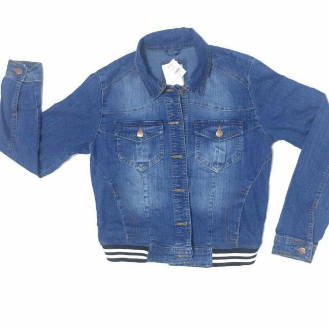 Nevada Jeans Denim Jacket
