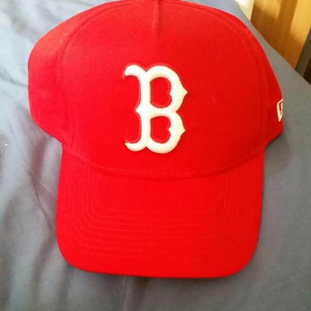 New Era Snapback Boston Red Sox